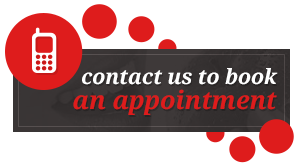 Contact Us to book an appointment